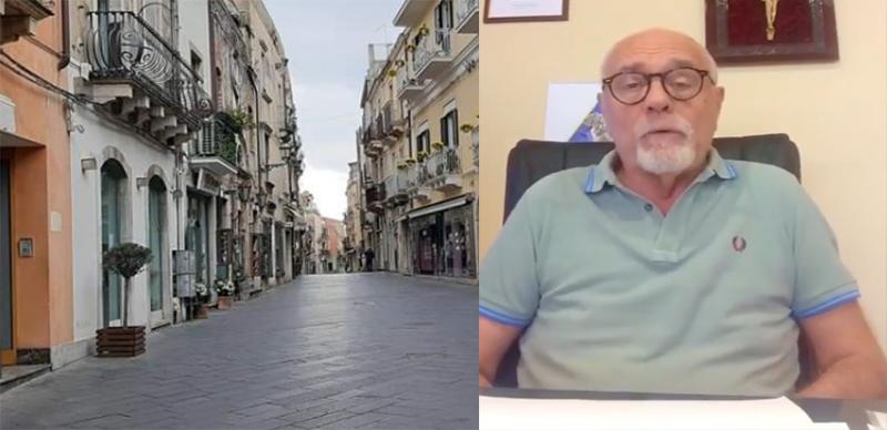 """Covid: 14 casi tra Taormina e Giardini. """"Giovani dello stesso giro di amicizie"""""""