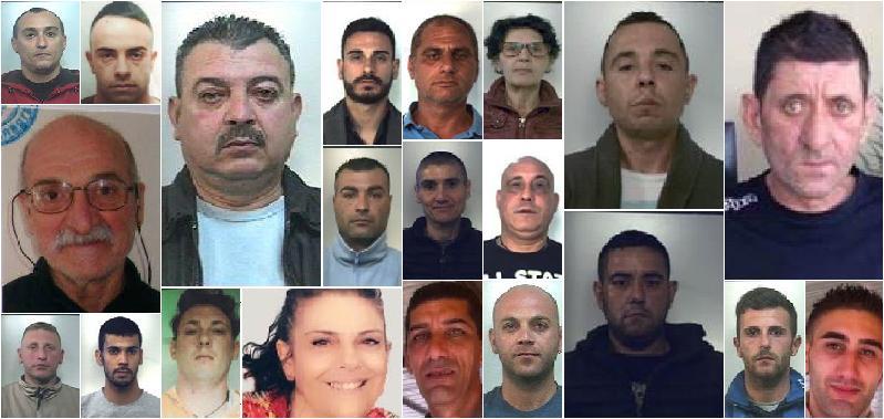 """Mazzata al clan Santapaola-Ercolano: arrestati il boss """"Iddu"""" e """"zu Nino"""""""