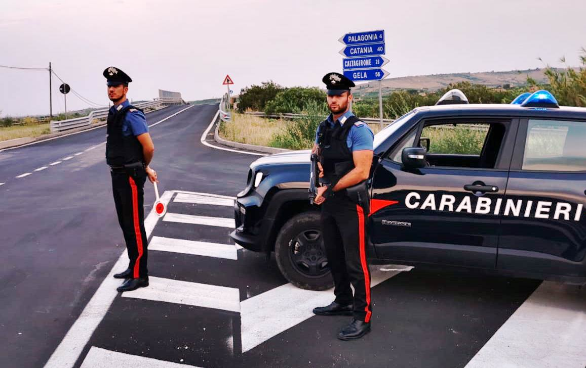 'Non vi do documento': e picchia carabiniere