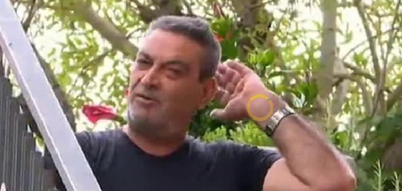 L'inviato della tv lo sorprende fuori casa, torna in carcere il boss dei Nebrodi
