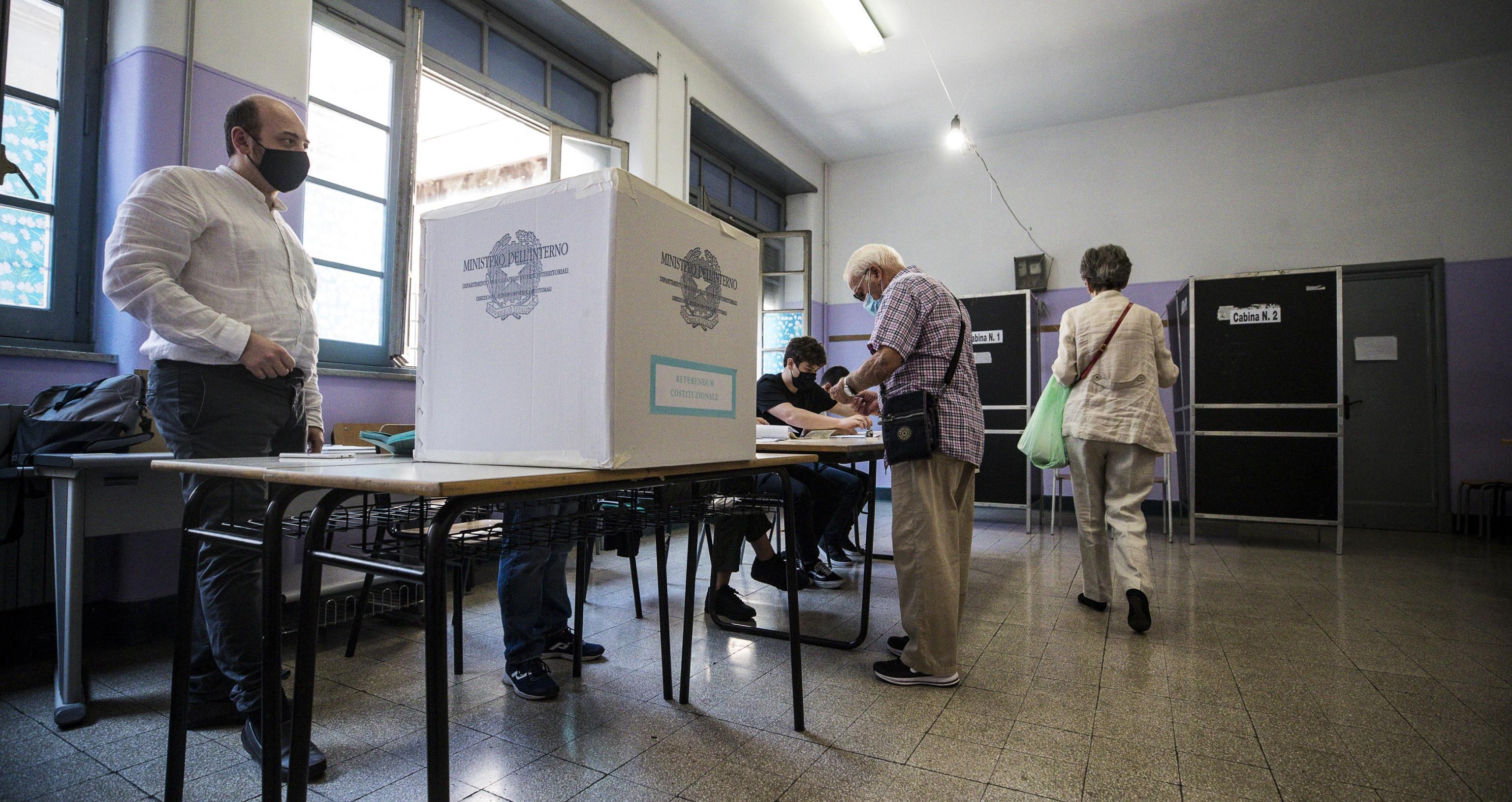 Referendum: in Sicilia ha votato il 25%