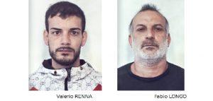 Furti e fughe: presi i ladri catanesi