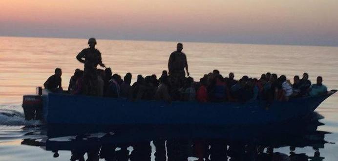 Trafficanti di esseri umani: 14 fermi