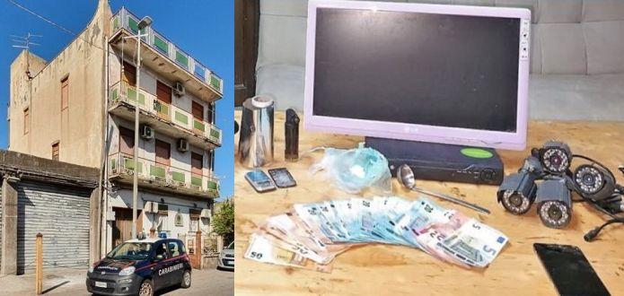 Catania: carabinieri si sostituiscono al pusher e accolgono clienti in cerca di droga