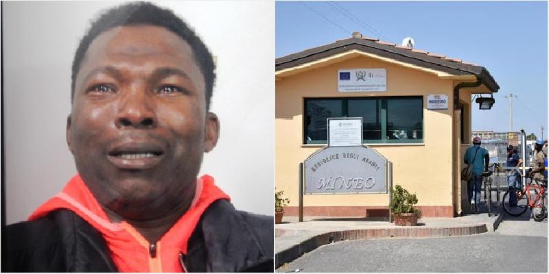 Uccise nigeriano al Cara di Mineo, arrestato