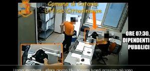 Telecamera al Comune di Catania: dipendenti 'vendevano' cittadinanze