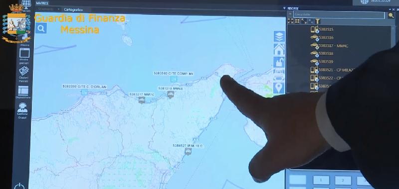 Messina, maxi evasione da 15 mln di euro