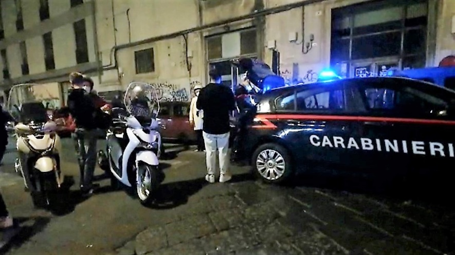 """Più controlli sulla movida di Catania: """"Se necessario chiuderemo vie e piazze"""""""
