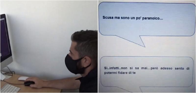 Carabiniere pedofilo durante il servizio: arrestato nel blitz scattato da Catania