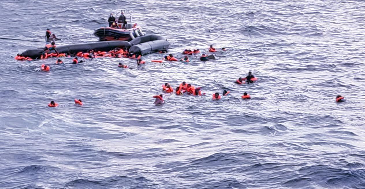 Inchiesta su neonato morto in naufragio