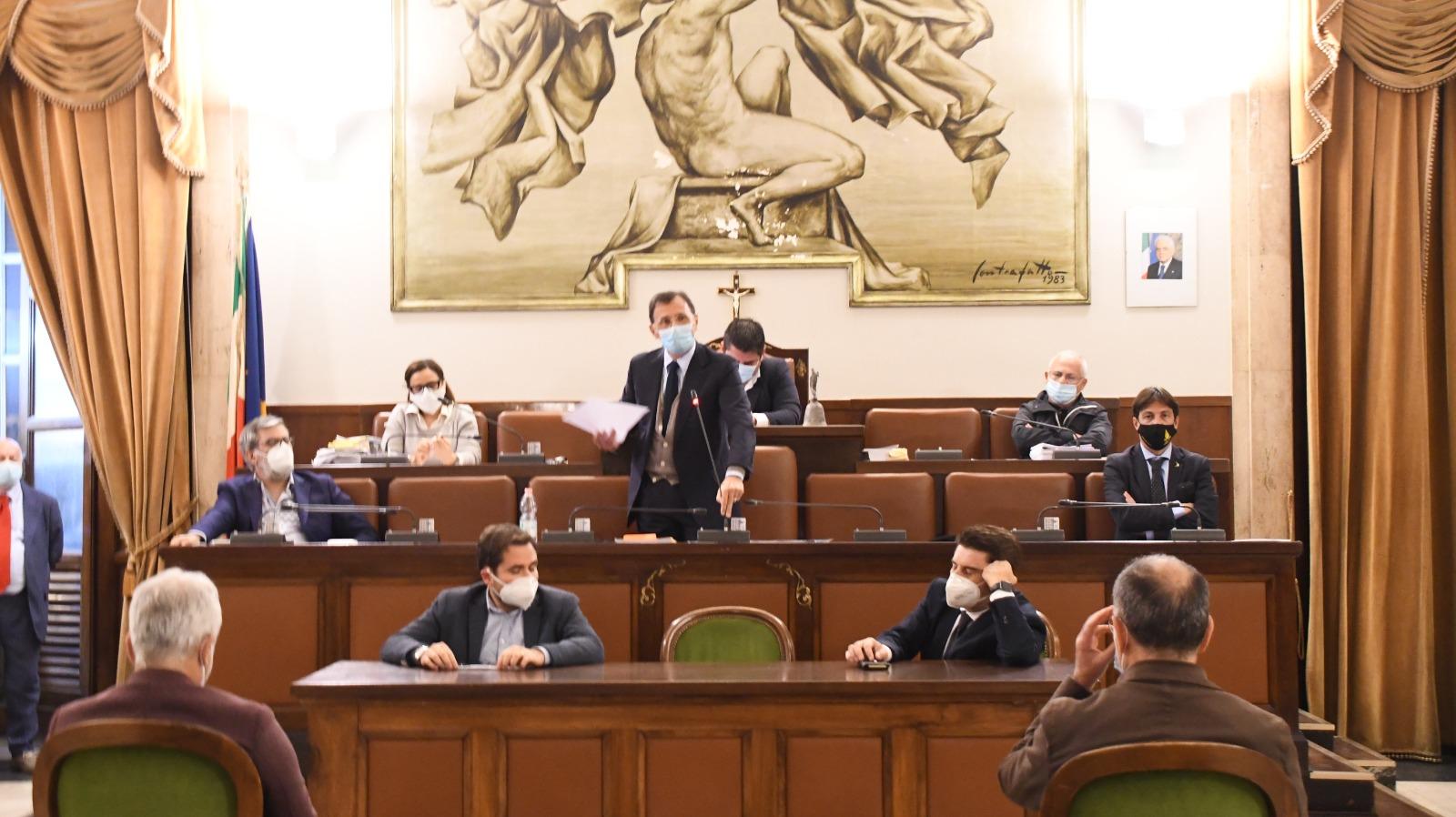 Catania, approvato il bilancio riequilibrato