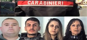 Picchiarono carabinieri, sei arresti