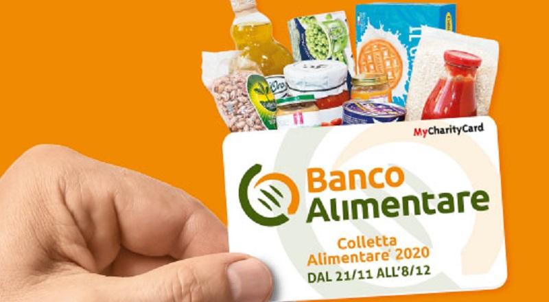 Colletta alimentare, donazioni con la card
