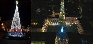Catania accende il Natale, anche col Covid