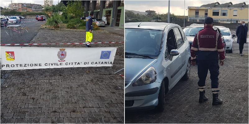 """Tamponi per tutti a San Giuseppe La Rena: """"Non precipitatevi, proseguiranno a lungo"""""""