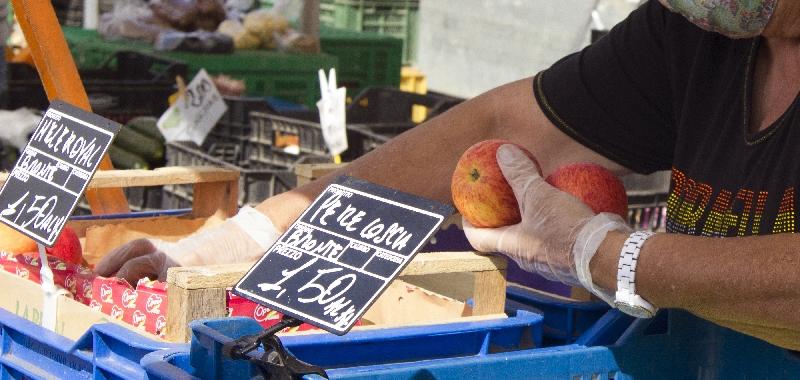 Catania, tornano i mercati contadini