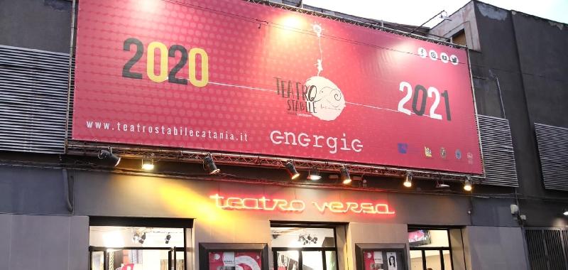 Catania, seicentomila euro al Teatro Stabile