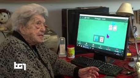 Sconfigge il Covid a 105 anni: 'Ora a Lipari'