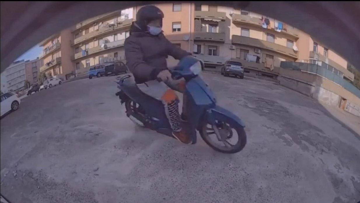 Catania, preso scippatore seriale