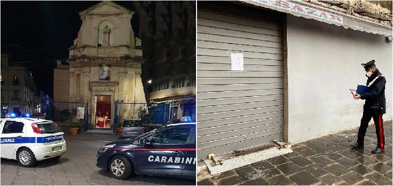 Se ne infischiano della zona rossa: piovono multe per pub e negozi catanesi