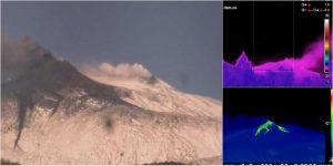 L'Etna si raffredda
