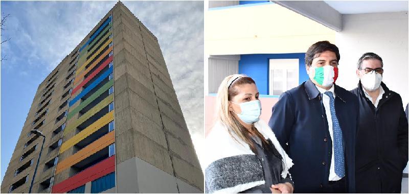 """Palazzo di cemento, prime consegne: """"Un simbolo di riscatto per i catanesi"""""""