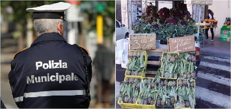 Catania: 400 controlli, chiusi 5 negozi