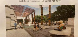 Ex ospedale Santa Marta, via a riqualifica: una grande piazza verde e spazi per il relax