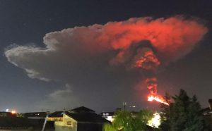 Etna, lo show continua