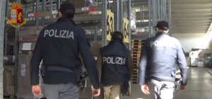 Sequestro milionario al clan Cappello
