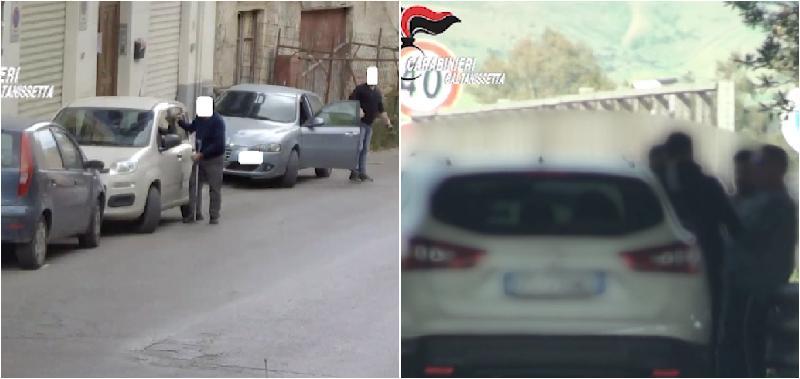 La cocaina catanese nel Nisseno: 11 arresti