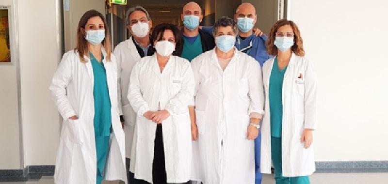 Agrigento, equipe interdisciplinare evita amputazione