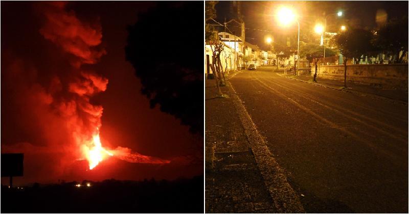 Etna, nuovo borbottio nella notte