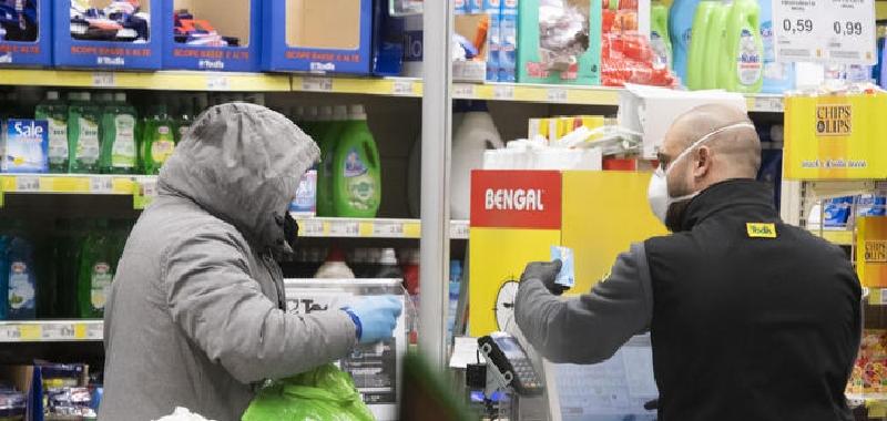 """""""Vaccino Covid a dipendenti supermercati"""""""