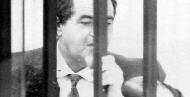 Arrestato Turi Ercolano, il boss che si cucì la bocca al maxiprocesso di Palermo