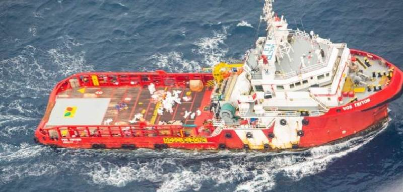 Porto Empedocle, 50 migranti con il Covid